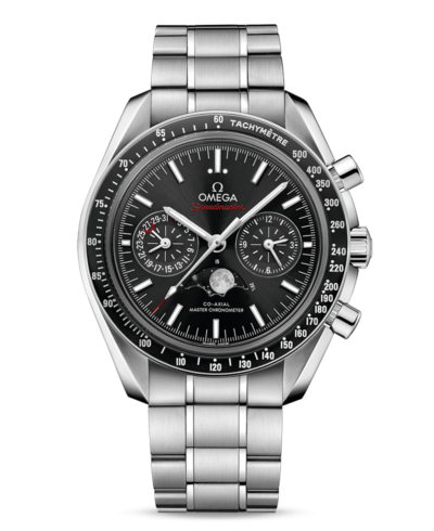 OMEGA MOONWATCH CO‑AXIAL MASTER CHRONOMETER MOONPHASE CHRONOGRAPH 44,25 MM