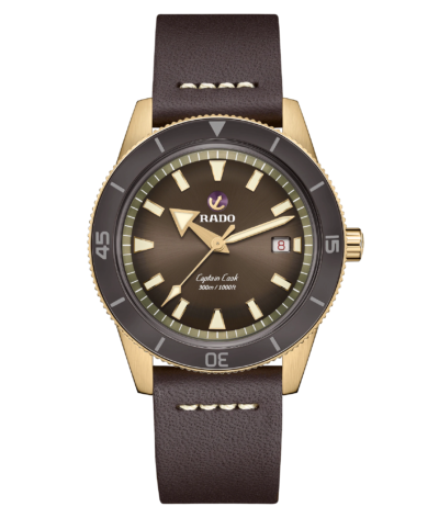 RADO CAPTAIN COOK AUTOMATIC BRONZE 42mm