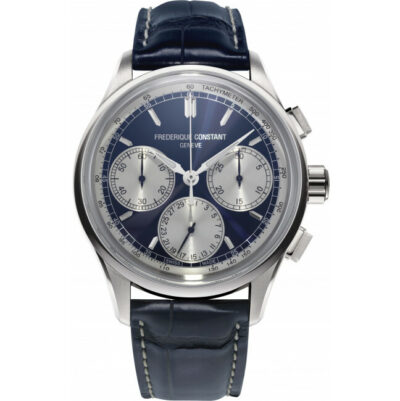 Frederique Constant Flyback Chronograph Manufacture 42mm