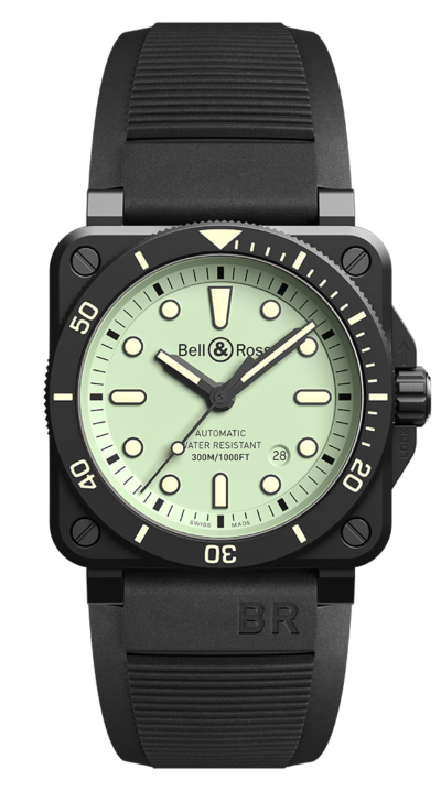 Bell & Ross BR 03-92 DIVER FULL LUM 42mm