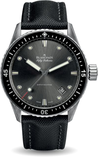 Blancpain Fifty Fathoms Bathyscaphe 43,6mm