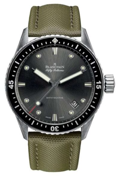 Blancpain Fifty Fathoms Bathyscaphe 43mm