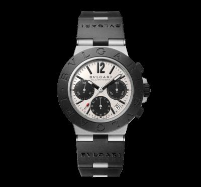 Bulgari Aluminium Uhr 40mm