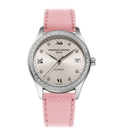Frederique Constant LADIES AUTOMATIC PINK RIBBON SPECIAL EDITION 36mm