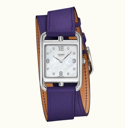 Hermès Uhr Cape Cod 29 x 29mm