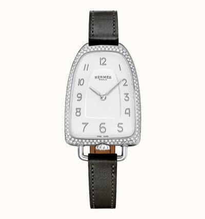 Hermès Uhr Galop d'Hermès 40,8 x 26mm