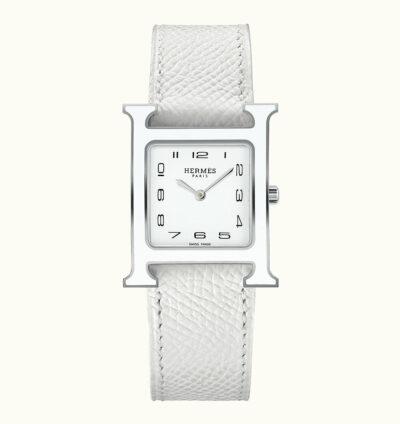 Hermès Uhr Heure H 26 x 26mm