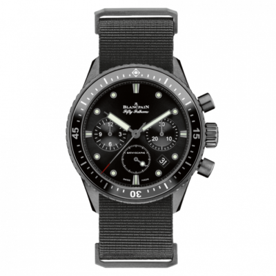 Blancpain Fifty Fathoms BATHYSCAPHE CHRONOGRAPHE FLYBACK 43,6mm