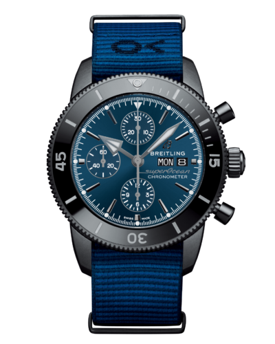 BREITLING SUPEROCEAN HERITAGE CHRONOGRAPH OUTERKNOWN 44mm