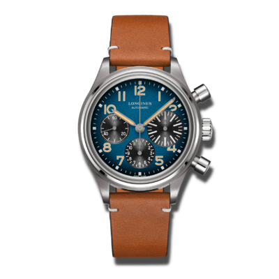 LONGINES AVIGATION BIG EYE CHRONOGRAPH 41mm