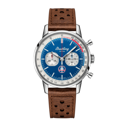 BREITLING TOP TIME SHELBY COBRA 40mm